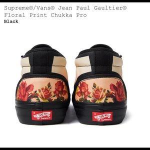 COPY - Supreme van shoes